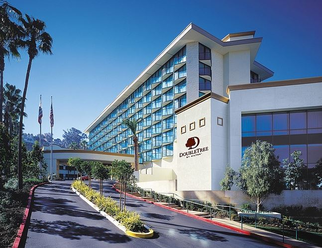 DoubleTree by Hilton Hotel, Mission Valley, San Diego CA