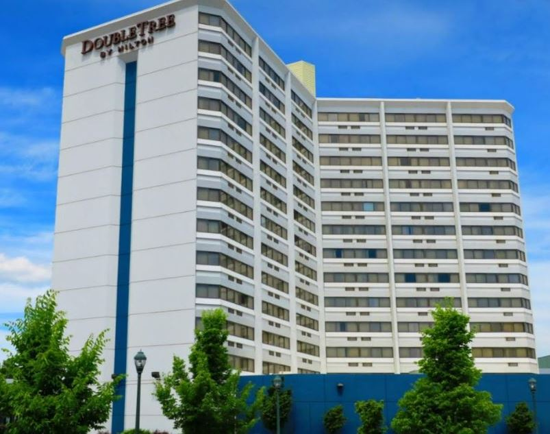 DoubleTree by Hilton Hotel, Spokane City Center, Spokane WA
